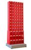 Стойка двусторонняя напольная Стелла-техник 406-00-10-03 (600х380х1650)