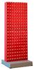 Стойка двусторонняя напольная Стелла-техник 406-20-00-00 (600х380х1650)