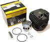 Поршневая группа для бензопил 6200 48 мм IGP 1800014